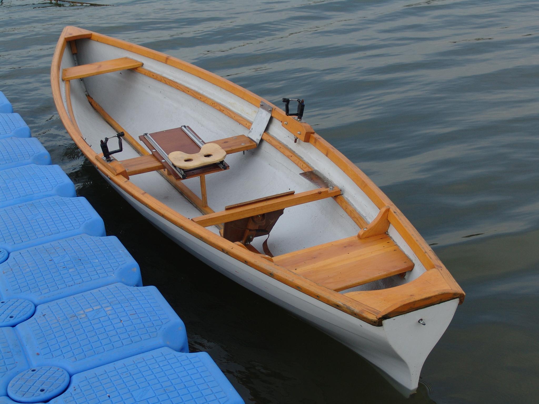 спортивные лодки для гребли цены